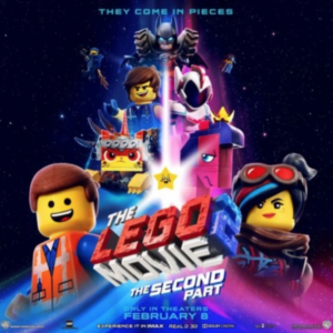 LEGO Movie 2 – The Second Part